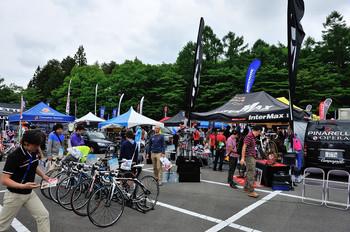 Mt.富士ヒルクライム 2012 (前日 ...